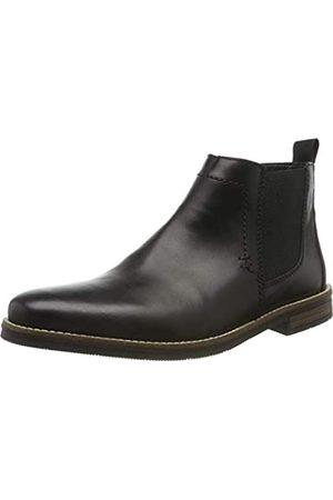 Rieker Men's Herbst/Winter Chelsea Boots, (Nero/Schwarz 00)