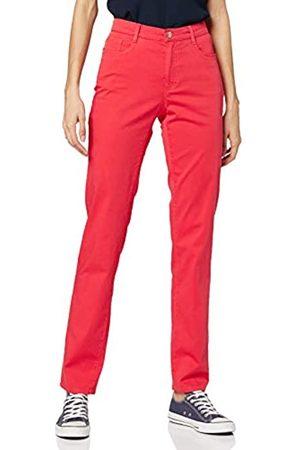 Brax Women's Style Mary Smart Cotton Trouser, (Papaya)