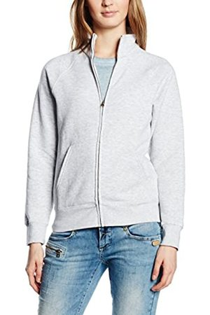 Fruit Of The Loom Women's Zip front Premium Sweater