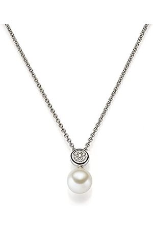 Viventy Women's Pendant Rhodium-Plated White Zirconia - 771602