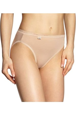 Sloggi Women's Basic Slips Brief - - Hautfarben (SKIN (26)) - 10 (Brand size : 38)