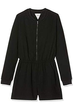 IKKS Girl's Combishort Ml Avec Clous Clothing Set