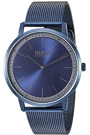 HUGO BOSS Unisex Adult Analogue Classic Quartz Watch with Stainless Steel Strap 1520011