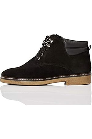 find. Lace Up Leather Gumsole Ankle Boots, )