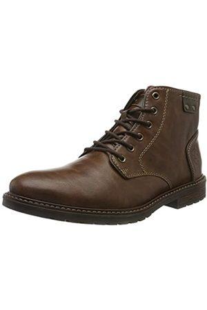 Rieker Men's Herbst/Winter Classic Boots, (Wood/Toffee 24)