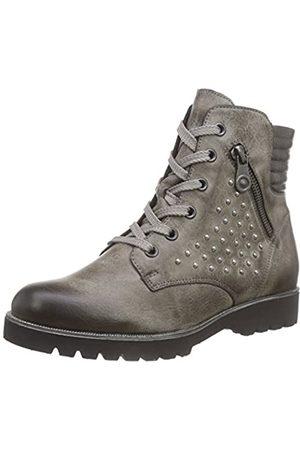 Rieker Girls' K0172 Combat Boots, - Braun (Cigar/Altsilber / 25)
