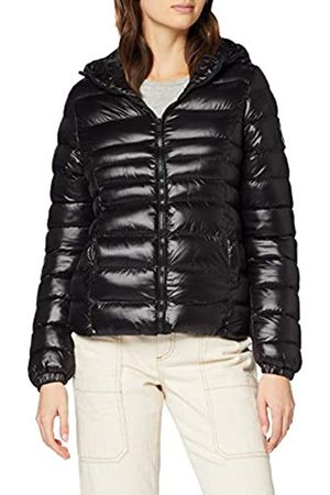 New Look Women's T Wet Look Puffer Coat