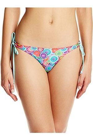 Desigual Women's AINTBA Low Bikini Bottoms, -Rot (Rojo Fuerte 3083)