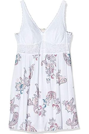 TRIUMPH Women's Amourette Spotlight NDK Print Nightie, ( -Dark Combination M)