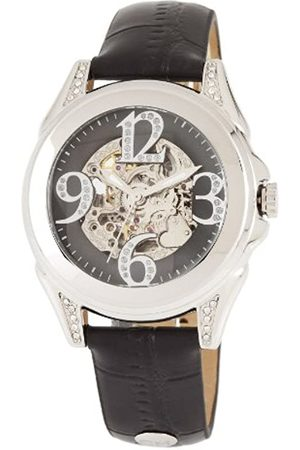 Carlo Monti CM801-122 Modica, Ladies watch, Analogue display, Automatic with Citizen Movement - Water resistant, Stylish leather strap
