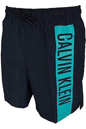 Calvin Klein Boy's Medium Drawstring Swim Shorts