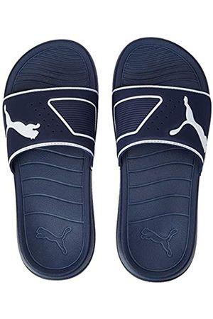Puma Unisex Adulto Popcat 20 Ts Zapatos de Playa y Piscina, Azul (Peacoat 02)