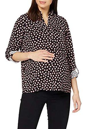 Dorothy Perkins Women's Heart Print Shirt