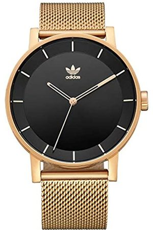 adidas Mens Analogue Quartz Watch with Stainless Steel Strap Z04-1604-00