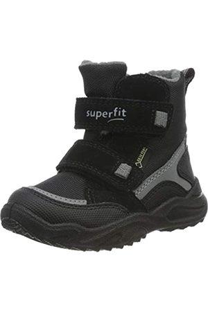 Superfit Boys' Glacier Snow Boots, (Schwarz/Grau 00)