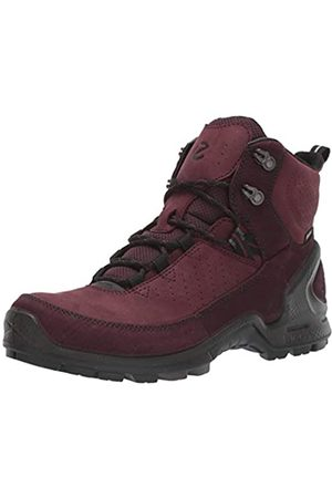 ECCO Women's Biom Terrain High Rise Hiking Shoes, (Fig/Wine 51513)