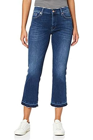 7 for all Mankind Women's Mantel Bootcut Jeans