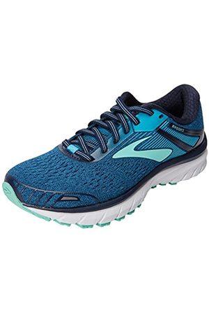 Brooks Adrenaline Gts 18, Women's Running Running Shoes, (Navy/Teal/Mint 495)