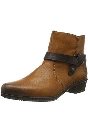 Rieker Women's Herbst/Winter Ankle Boots, (Cayenne/Havanna / 24 24)