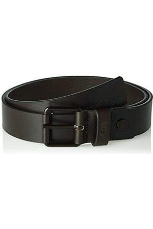 Calvin Klein Jeans Men's J 3.5cm Adj Leather Belt