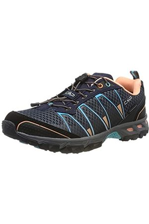CMP Women's Altak Trail Running Shoes, (Antracite-Turchese-Peach 46ud)