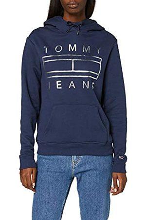 Tommy Jeans Women's Tjw Essential Logo Hoodie Jacket