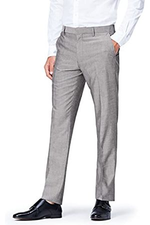find. Amazon Brand - Men's Slim Fit Formal Trouser