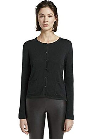 TOM TAILOR Women's Klassischer Kurzcardigan Cardigan Sweater