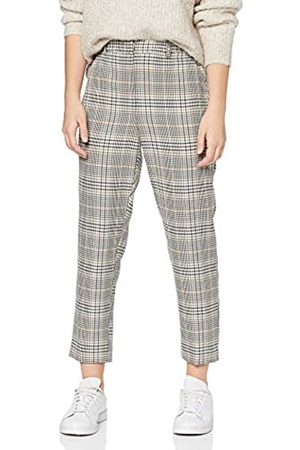 Dorothy Perkins Women's Ac Sienna Printed Check Trouser