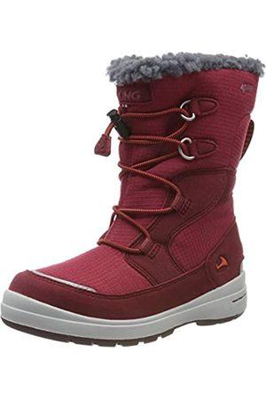 Viking Unisex Kids' Totak GTX Snow Boots, (Dark 5210)