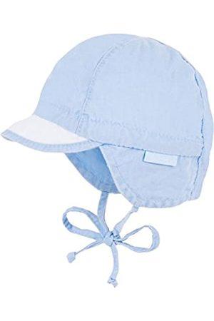 maximo Baby Boys' Schildmütze, Elastischen Einsatz, Bindeband, Waschoptik Hat