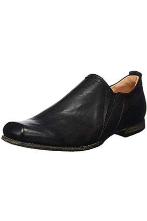 Think! Men's 686697_GURU Loafers, (Schwarz 00)