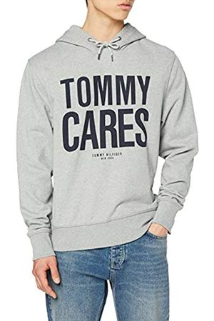 Tommy Hilfiger Men's Tommy Cares Hoody Hooded Sweatshirt
