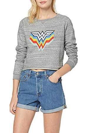 DC Women's Wonder Woman Retro Colours Jumper