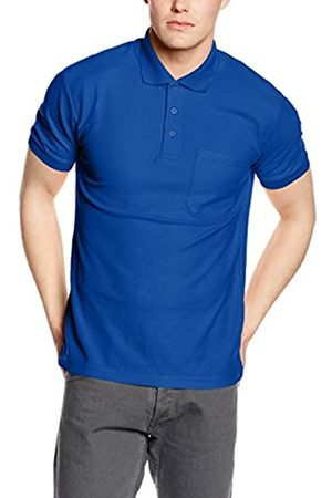 Fruit Of The Loom Men's Pocket 65/35 Polo Shirt