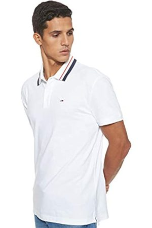 Tommy Hilfiger Men's TJM Tipped Stretch Polo Shirt