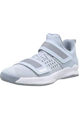 PUMA Unisex Adults' Rise XT Netfit 1 Futsal Shoes, Dawn Heather -Tradewinds