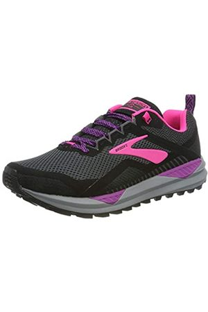 Brooks Women's Cascadia 14 Running Shoes, ( /Hollyhock/ 063)