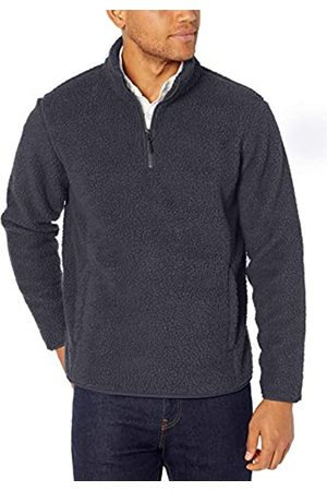 Amazon Essentials High Pile Fleece Quarter-zip Pullover Jacket