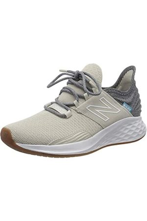 New Balance Women's Fresh Foam Roav Running Shoes, (Moonbeam Tg)