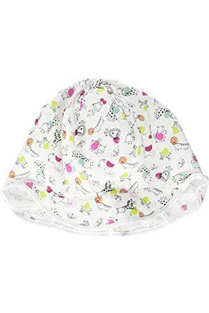 maximo Baby Girls' Schildmütze, Nackenschutz Hat