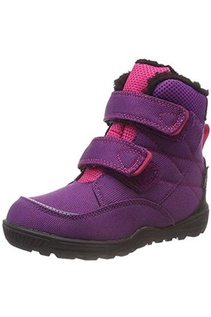Kamik Girls' Quinn3gtx Snow Boots, (Grape-Raisin Gra)