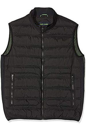 Pierre Cardin Men's Weste Techno Down Denim Acadmey Jacket