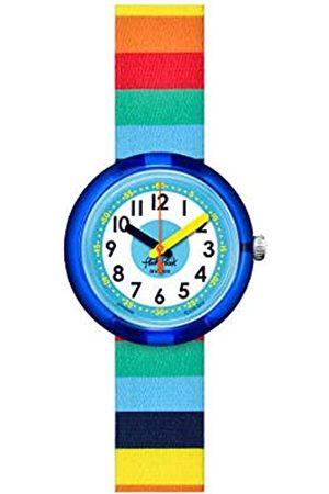 Flik Flak Boy's Analogue Quartz Watch with Plastic Strap FPNP056