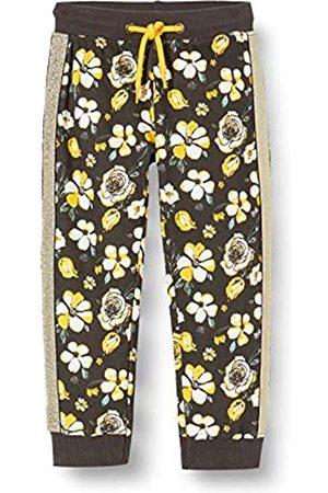 Blue Seven Girl's Mädchen Sweathose Mit Blumen-Muster Sports Trousers