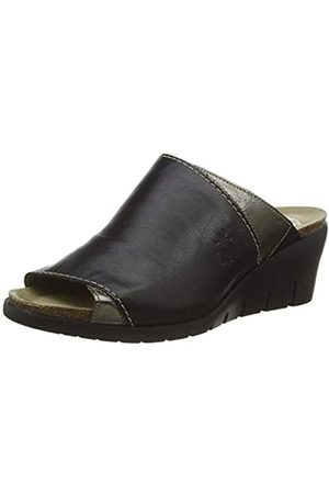 Fly London Women's IDAR569FLY Wedge Mules, ( 000)
