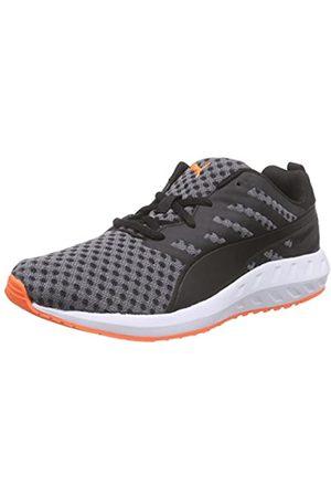 PUMA Women's Flare WN's Running Shoes, Schwarz ( - -Fluo Peach 02)