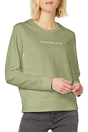 Calvin Klein Women's INSTITUTIONAL Regular Crew Neck Sweater