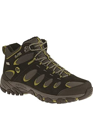 Merrell Ridgepass Thermo Mid Waterproof, Men's High Rise Hiking Boots, ( /Moss)