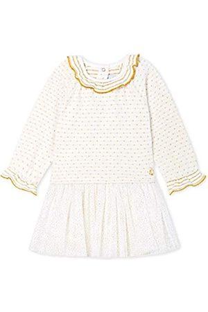 Petit Bateau Baby Girls Barre Dress